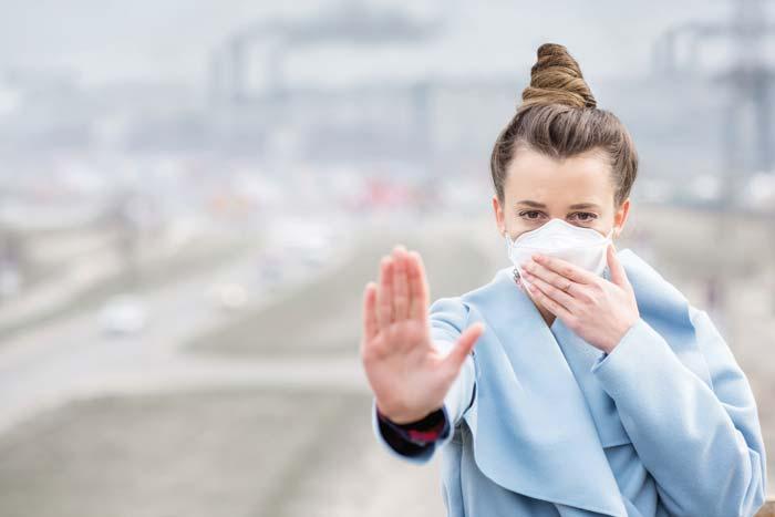 Stop zanieczyszczeniu powietrza