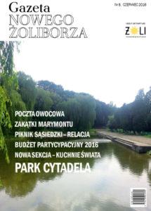 Gazeta Żoliborza - 06/2016 (08)