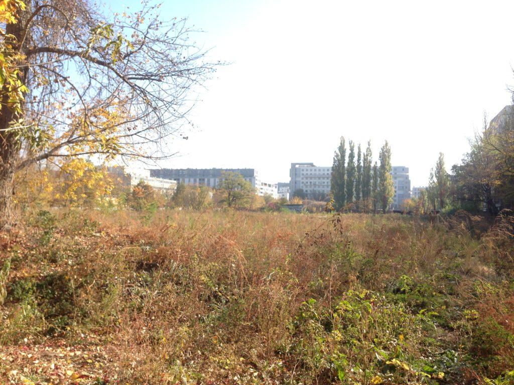 Teren pod budowę przedszkola i szkoły przy ul. Anny German