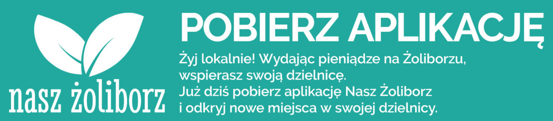 Pobierz aplikację Nasz Żoliborz!