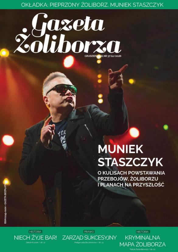 Gazeta Żoliborza - 12/2018 (37)