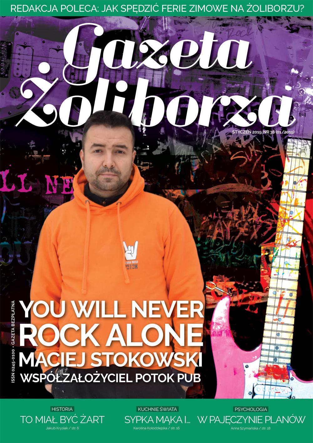 Gazeta Żoliborza - 01/2019 (38)
