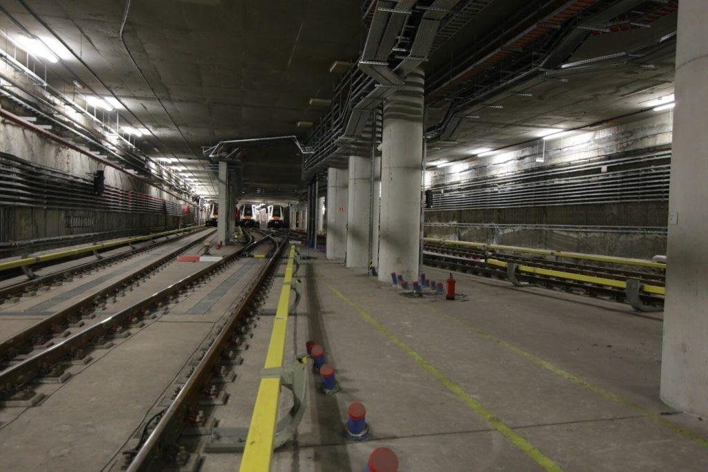 Nagrodą w licytacji jest przejazd odcinkiem drugiej linii metra od Dworca Wileńskiego przez stacje: Szwedzka, Targówek, do stacji Trocka
