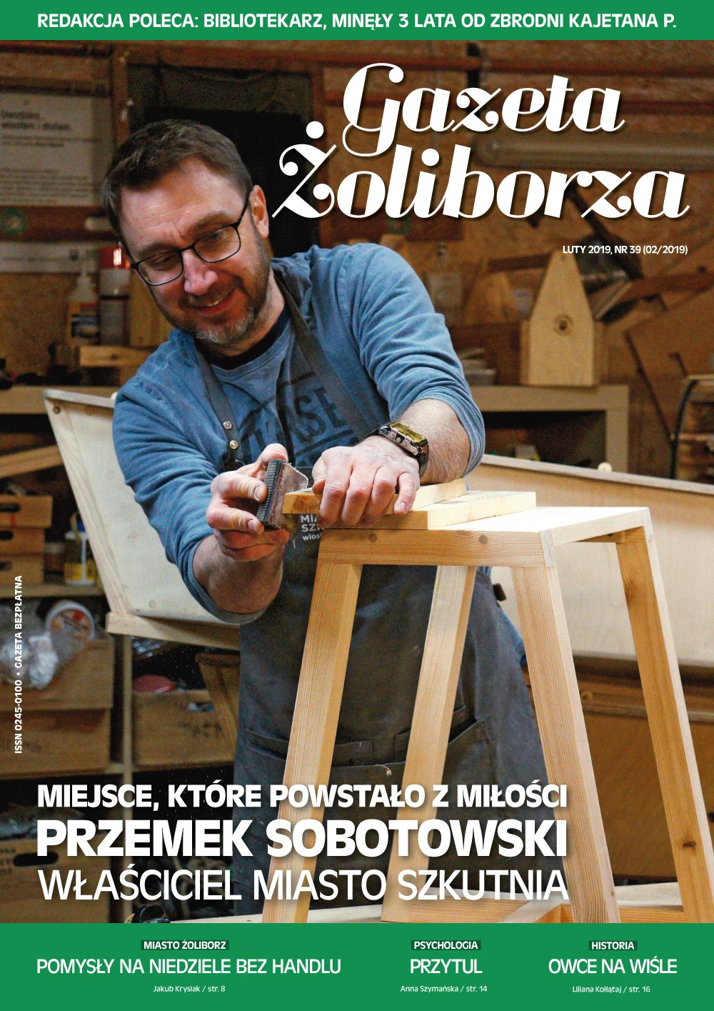 Gazeta Żoliborza - 02/2019 (38)