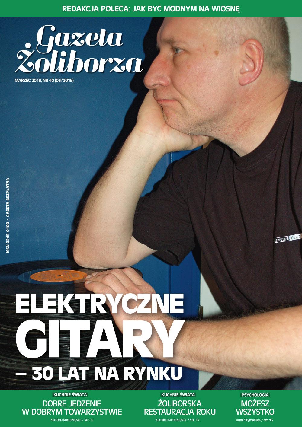 Gazeta Żoliborza - 03/2019 (40)