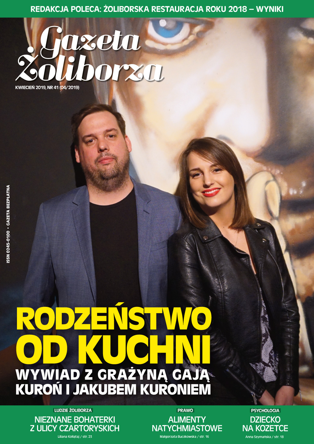Gazeta Żoliborza - 04/2019 (41)