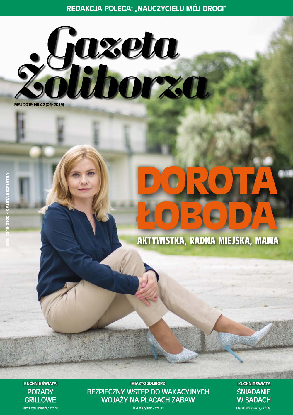 Gazeta Żoliborza - 05/2019 (38)
