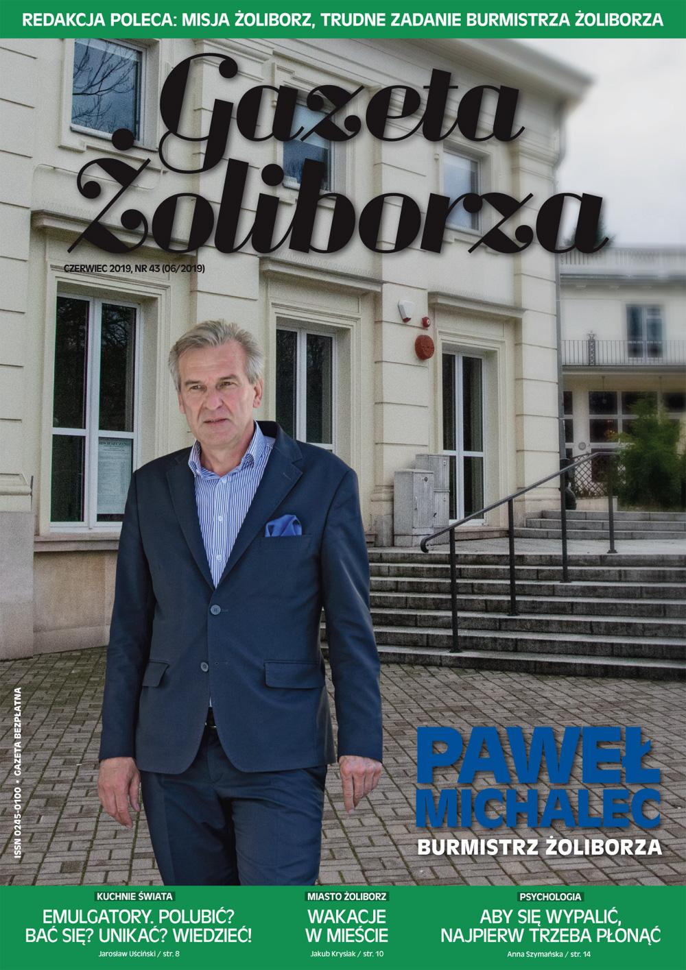 Gazeta Żoliborza - 06/2019 (43)