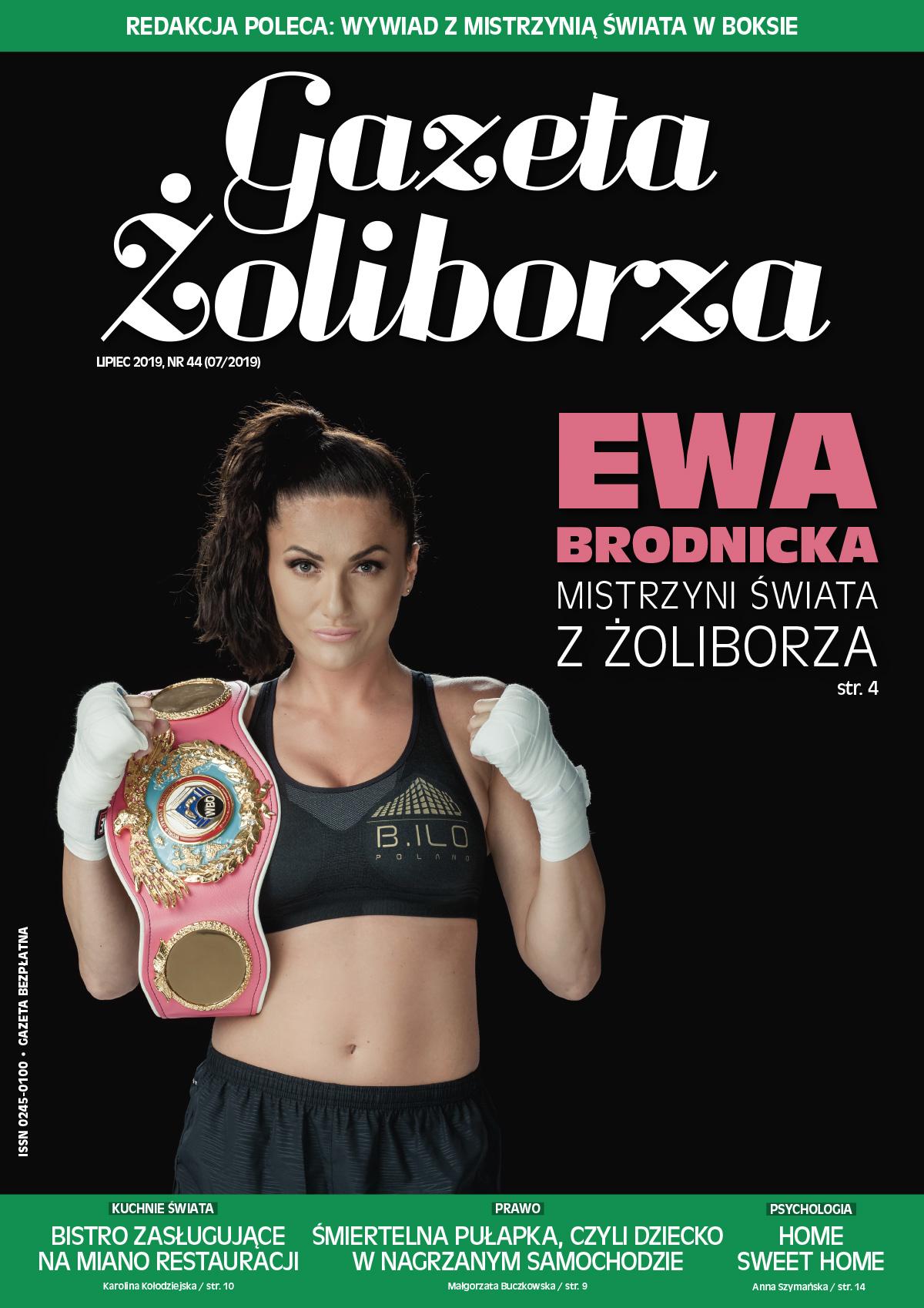 Gazeta Żoliborza - 07/2019 (44)