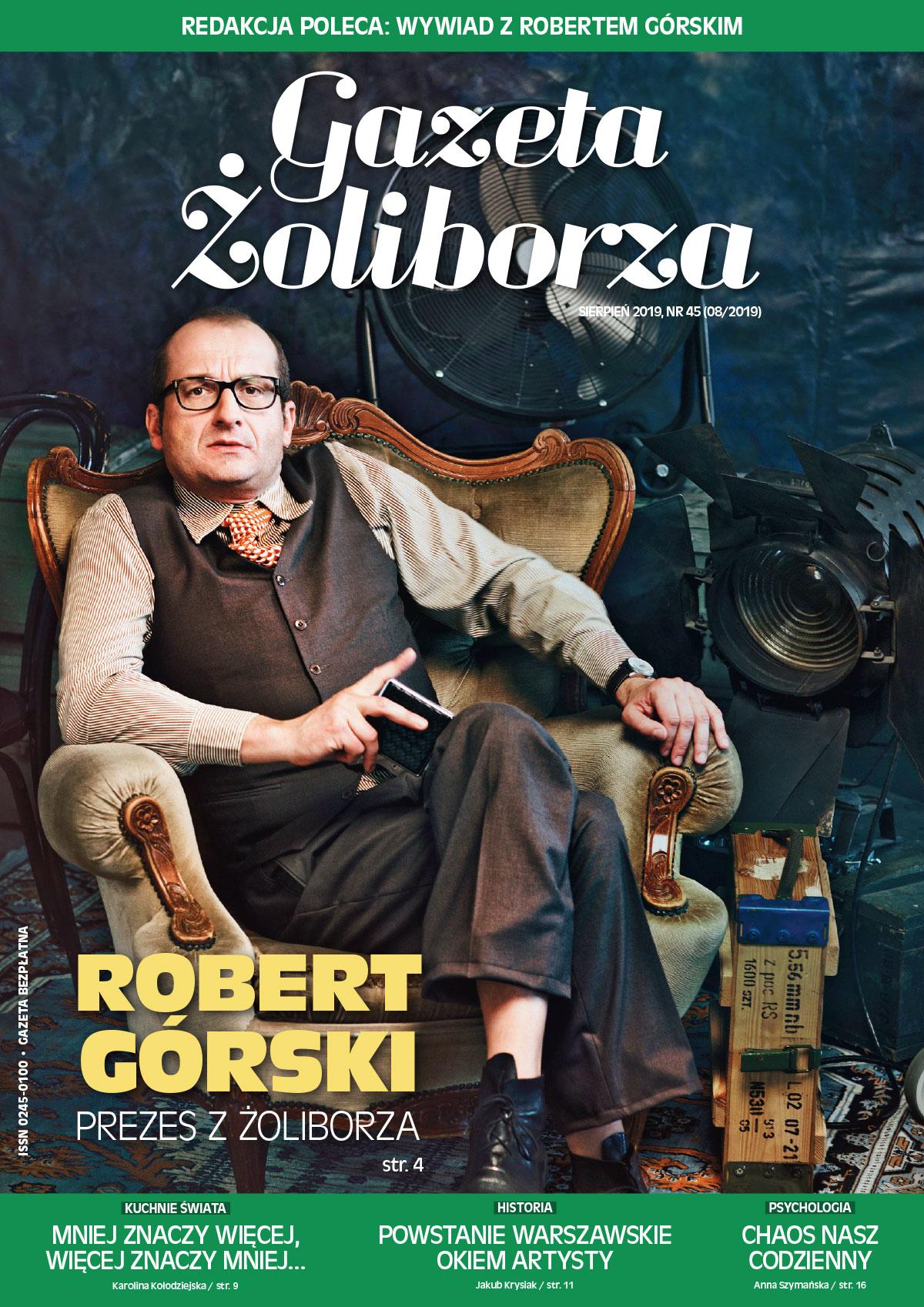 Gazeta Żoliborza - 08/2019 (45)