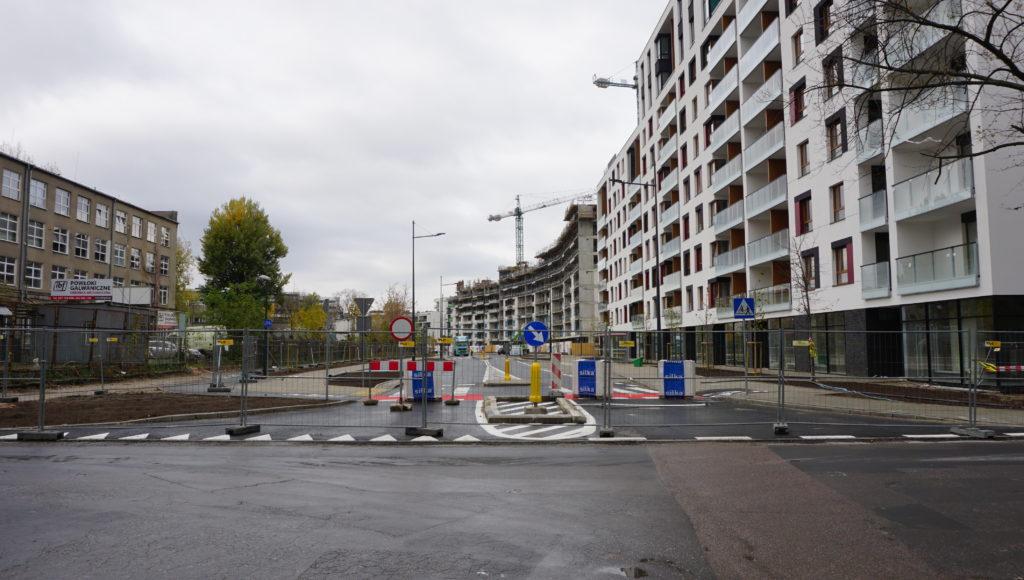Przedłużenie ulicy Rydygiera do Powązkowskiej