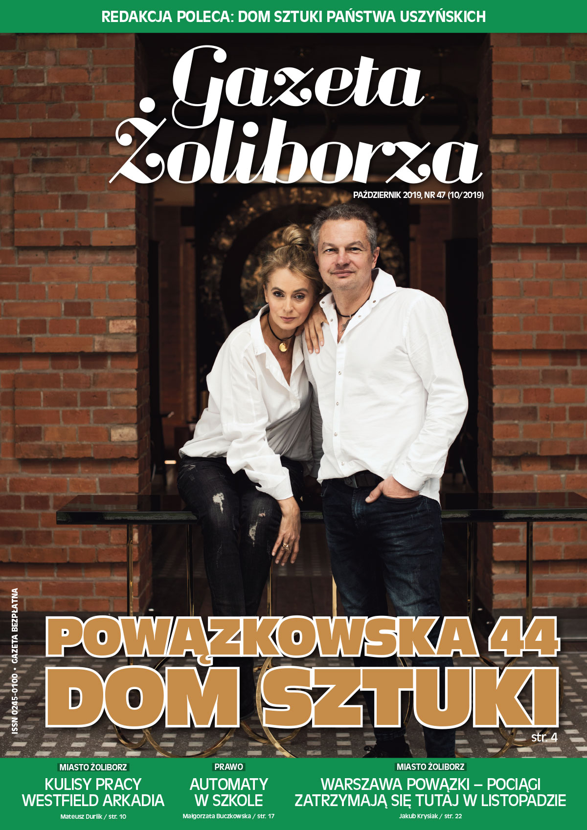 Gazeta Żoliborza - 10/2019 (47)