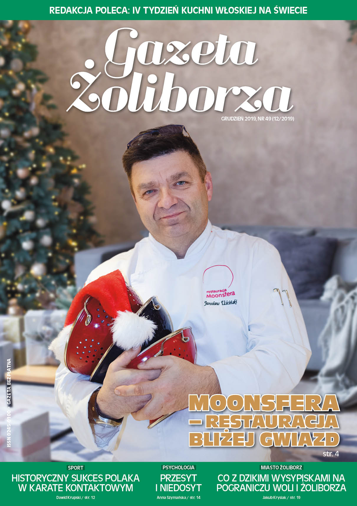 Gazeta Żoliborza - 12/2019 (49)