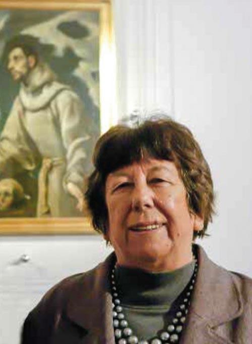 Izabella Galicka zmarła 1 listopada 2019 roku