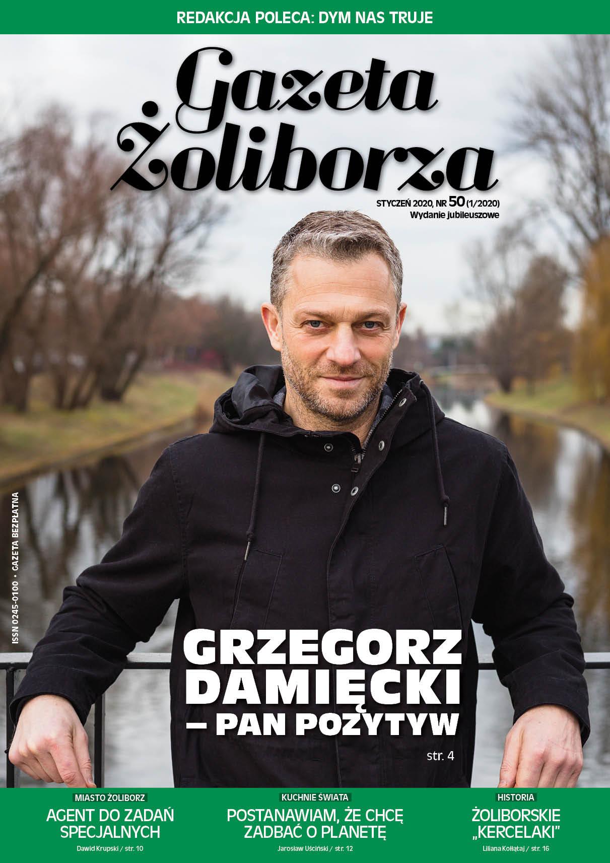 Gazeta Żoliborza - 1/2020 (50)