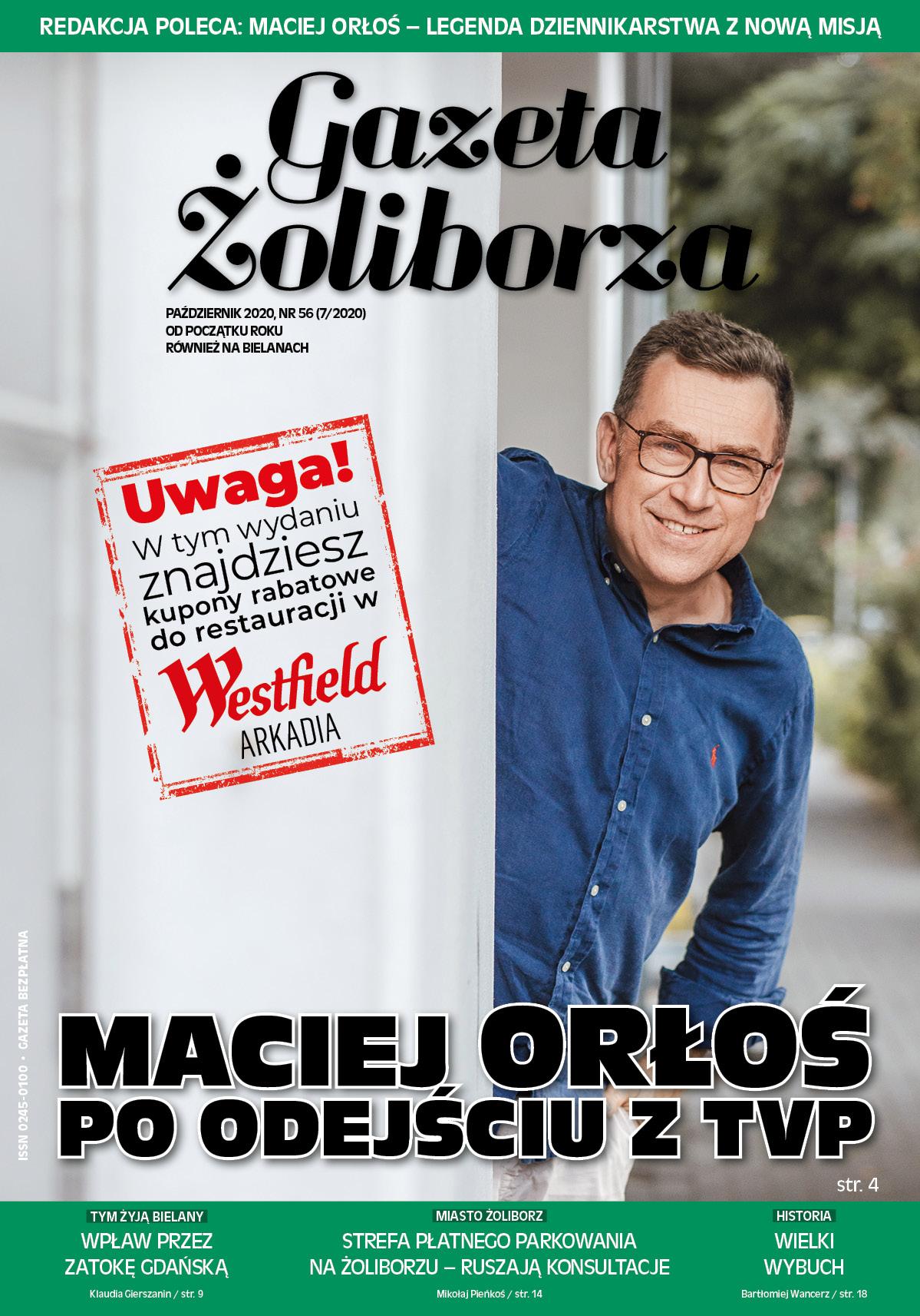 Gazeta Żoliborza - 10/2020 (56)