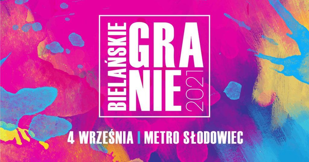 weekend na Żoliborzu plakat