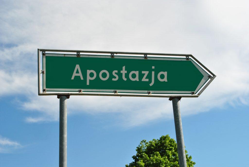 apostazja